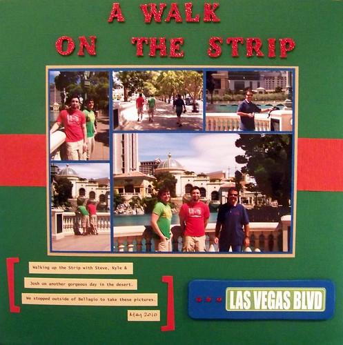 A Walk On The Strip