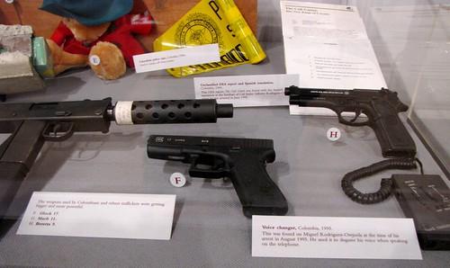 Guns and Paddington Bear