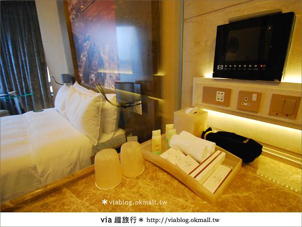 【香港自由行住宿】海景五星級酒店~港島海逸君綽酒店24