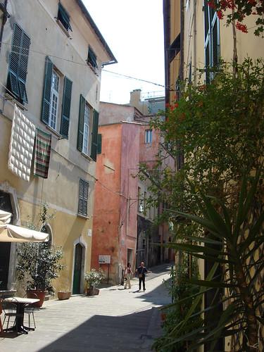 Levanto Ligurien Italien