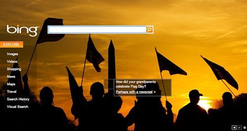 Bing Flag Day