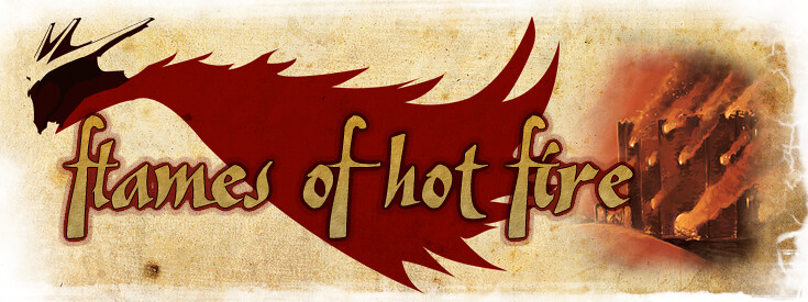 Flames of Hot Fire