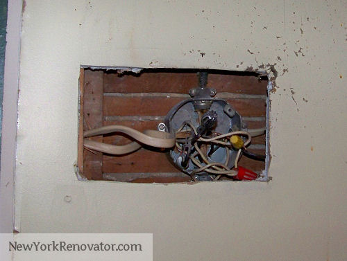 Hidden Junction Box