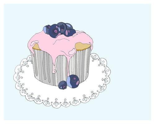 blueberrycupcake8x10