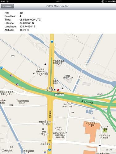 BTstack GPS