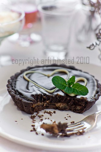 Chocolate Caramel Tart-2