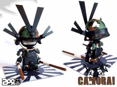 2PetalRose 1/1 Custom Camorai