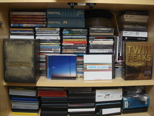 (some of) my CDs