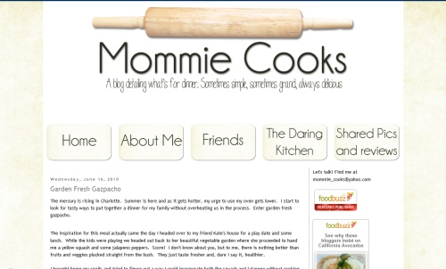 Mommie Cooks