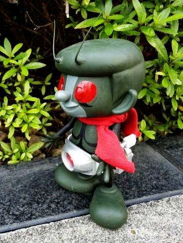 Convex Kamen Rider