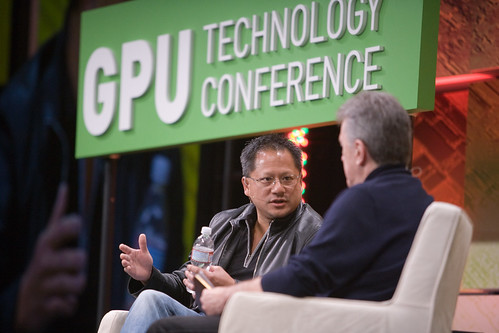Fireside Chat with Jen-Hsun Huang at GPU Technology Conference 2009