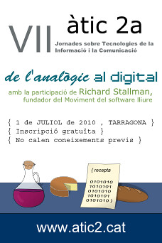 àtic 2a 2010, de l'analògic al digital (banner)
