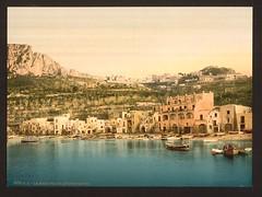 [The town, Capri Island, Italy] (LOC)