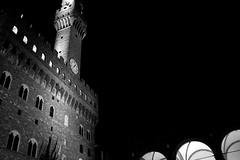 100403_compleanno_connie_greco_0014 (Valentina Ceccatelli) Tags: life city light urban italy clock night square lights florence italia centre centro firenze luci piazza prato notte luce vita comune