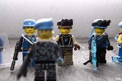 Movie Project - Counter Terrorists (2) (-Juzu-) Tags: lego brickarms legofigure brickforge legomilitary legocounterstrike