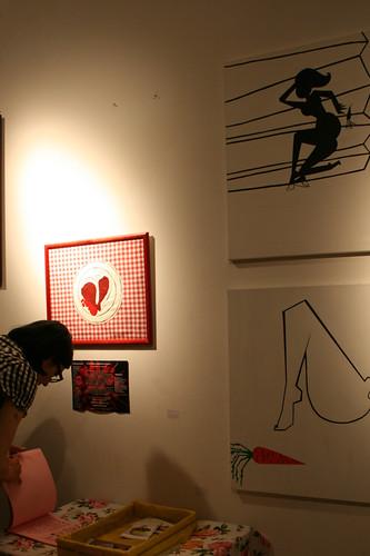Nel Cestino di Cappuccetto Rosso - Milano, Arci Bitte Inaugurazione 4 Giugno 2010