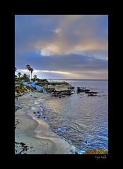 La Jolla Beach (Craig Schultz) Tags: ocean seascape beach landscape lajolla shore hdr hdraward