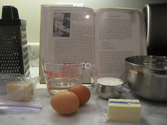 Making pate a choux