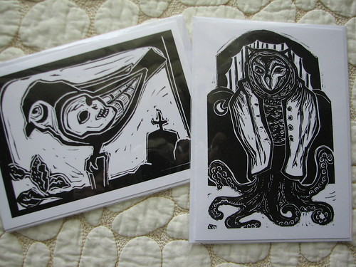 cards by the Crafty Hag