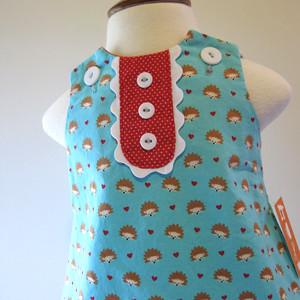 hedgehog dress