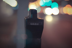 drugs are bad, mmmkay!?! (laffaff) Tags: street west drunk vancouver georgia lights asahi bokeh kanada