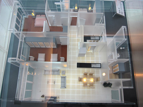 Sunway Velocity Service Apartment Model