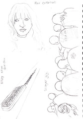 Sketchbook Reportage Project 4