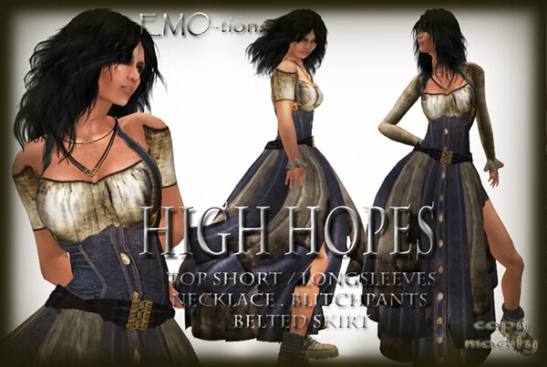 HIGHHOPESdress