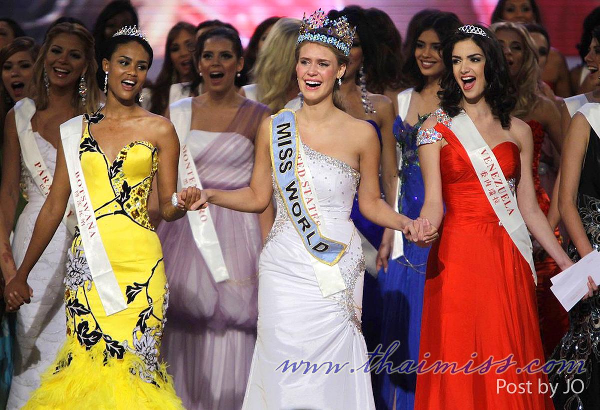 MISS WORLD 2010 - Alexandria Mills, United States 5128347219_d5600df8d5_o