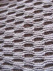 Lacunae (bowerbirdknits) Tags: wool knitting silk dk gloss knitpicks lacunae