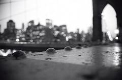 Brooklyn Bridge (.FiLm. Version) (David A Córdova M) Tags: nyc bridge bw ny film brooklyn 35mm photography photo foto shot bokeh picture bn fotografia amateur sooc davidcordova deividcordova