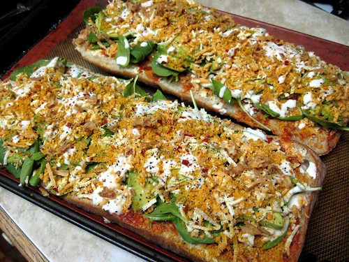 Garbage Pizza Ready to bake