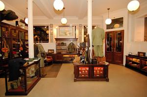 Interior de Purdey
