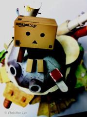 danbo_9 (DincoocniD) Tags: toys danbo iphone4 danboard