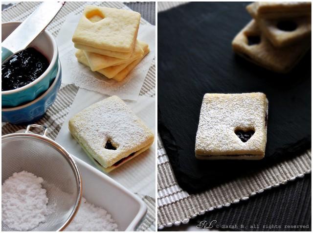 biscotti alla panna acida