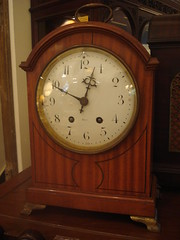 """French Clock • <a style=""""font-size:0.8em;"""" href=""""http://www.flickr.com/photos/51721355@N02/5165202142/"""" target=""""_blank"""">View on Flickr</a>"""