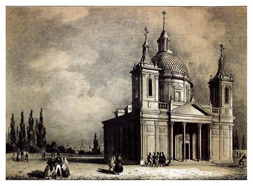004-Iglesia de Monte Torrero-Zaragoza-Recuerdos y bellezas de España Vol 1-Aragon