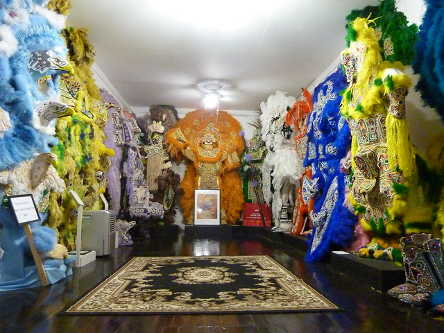 Mardi Gras Indian Costumes