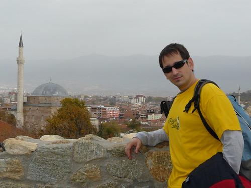 Sele en Skopje