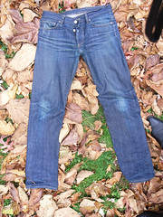 3Sixteen SL-100x (doctah) Tags: november digital japanese indigo wear jeans denim fade gr ricoh 2010 grd 3sixteen nov10 jawns sl100x