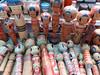 Kokeshi (L e n o r a) Tags: japan takahata takahatafudo tokyoto hinoshi kokeshi antiquemarket takahatafudosonkongoji