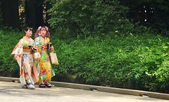 Japanese girls in Kimono (Ormastudios) Tags: japanese kimono girl beauty cute japan tokyo