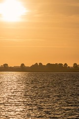 Markermeerk near Schellinkhout (http://www.paradoxdesign.nl) Tags: markermeer schellinkhout thenetherlands nederland holland sunset water lake zuiderzee travel clouds sky golden hour nikon d610