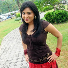 Indian Actress Ramya Hot Sexy Images Set-2  (100)
