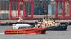Njord Petrel and Svitzer Bidston. (PRA Images) Tags: njordpetrel njordoffshore 21mctv crewtransfervessel svitzerbidston imo9286695 tug rivermersey newbrighton liverpool2 l2 portofliverpool peelports