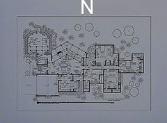 6151 Richmond St... (wards work) Tags: 4wwc attached bedroom blueprint floorplan four garage guess lanai nocheating