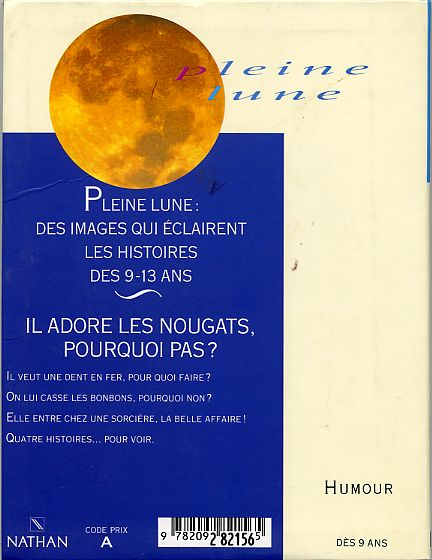 Les nougats, by Claude GUTMAN