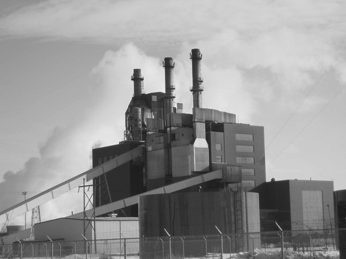 Marshalltown, Iowa- Coal Plant