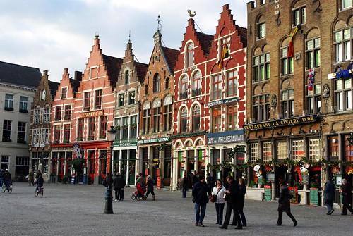 A Bruges avec le TFC