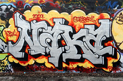 Naka (funkandjazz) Tags: california graffiti oakland eastbay outsiders lords naka